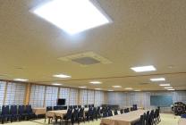 会議室|LED施工事例|ホワイトナイトLED