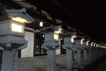 神社|LED施工事例|ホワイトナイトLED
